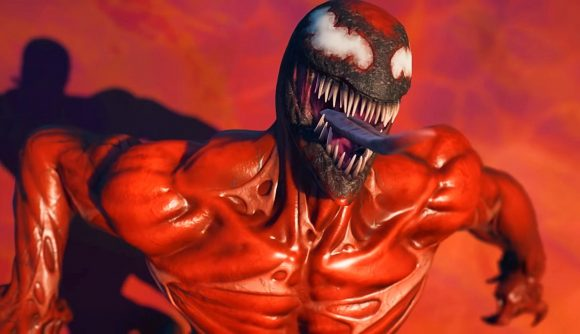 Carnage from the Fortnite Chapter 2 Season 8 Battle Pass