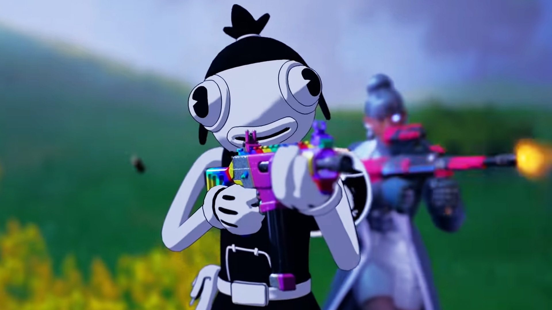 Fortnite Toona Fish – where to find color bottles and character styles