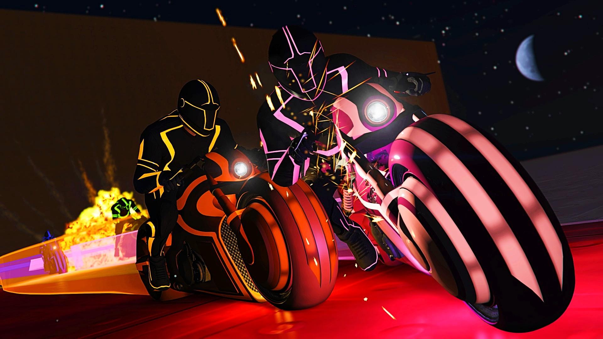 GTA Online's weekly update boosts rewards on Deadline, Biker Sell missions -