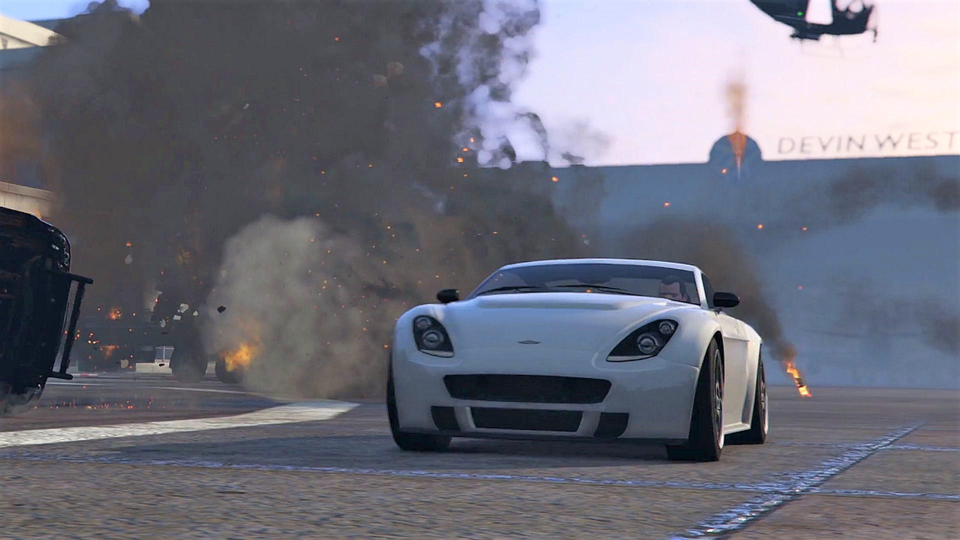 GTA Online's weekly update brings triple Land Race, Lamar Contact Mission rewards
