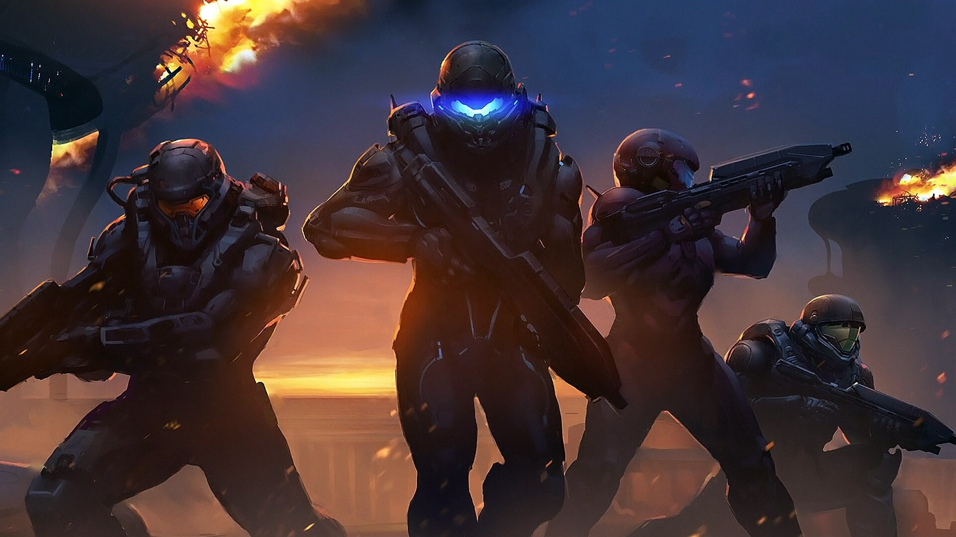 """There are """"no plans"""" to bring Halo 5 to PC"""