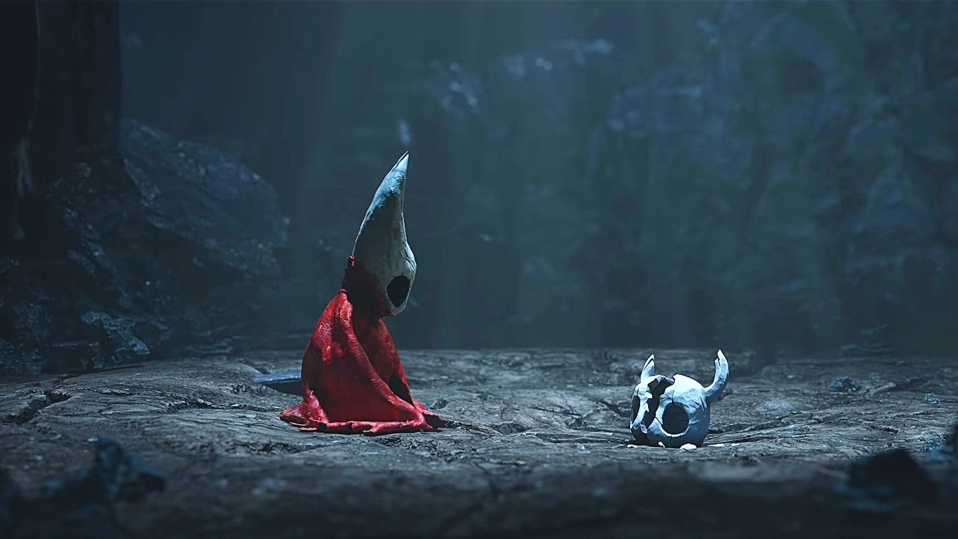 Hollow Knight: Silksong fan creates striking 3D trailer with claymation vibes