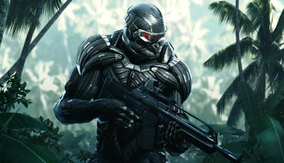 Crysis Remastered arrives on Steam