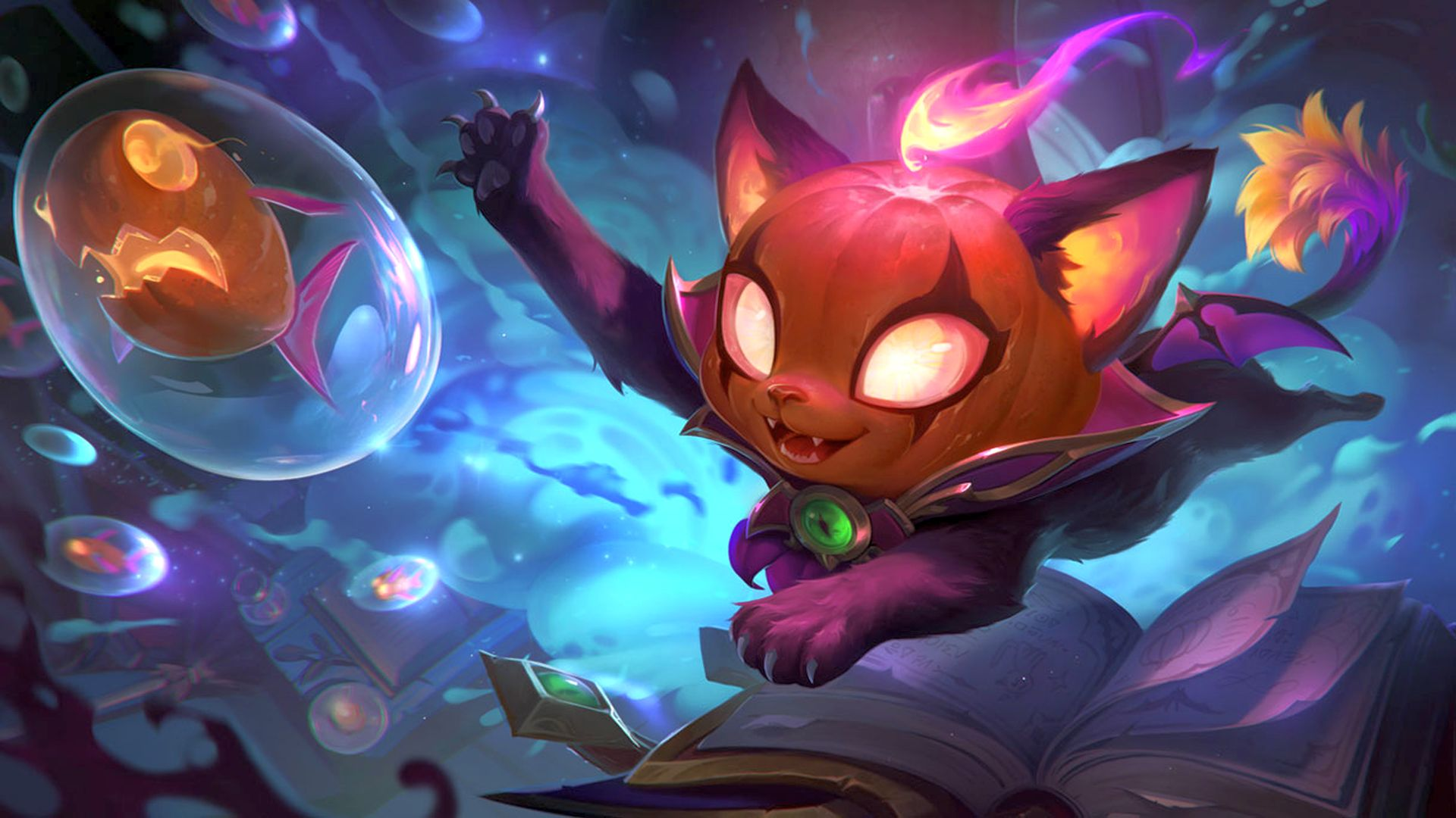 League of Legends patch 11.20 notes – Bewitching skins, more Rengar testing