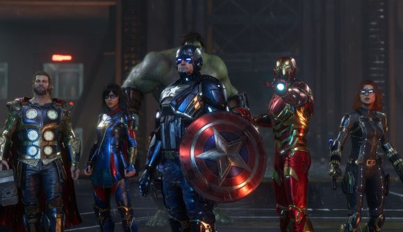 The Avengers, reassembled.