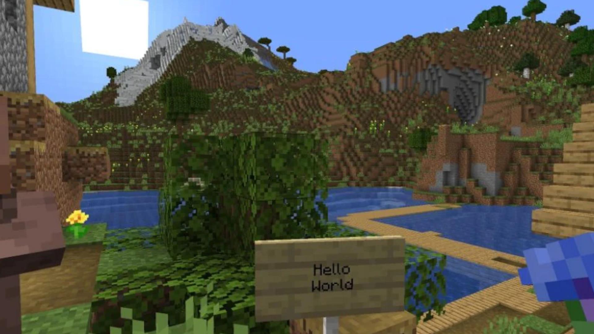 Minecraft 1.18's first proper snapshot is here