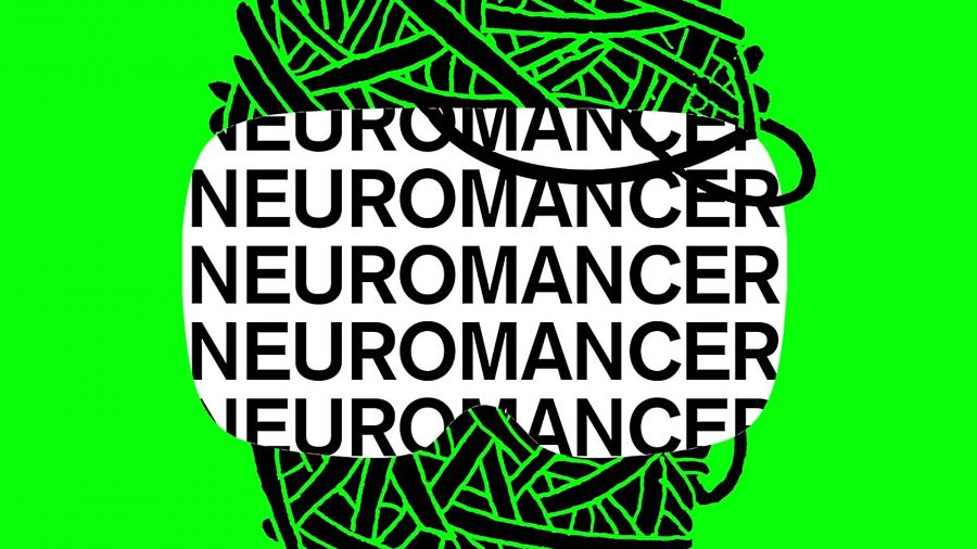 A book cover of William Gibson's Neuromancer