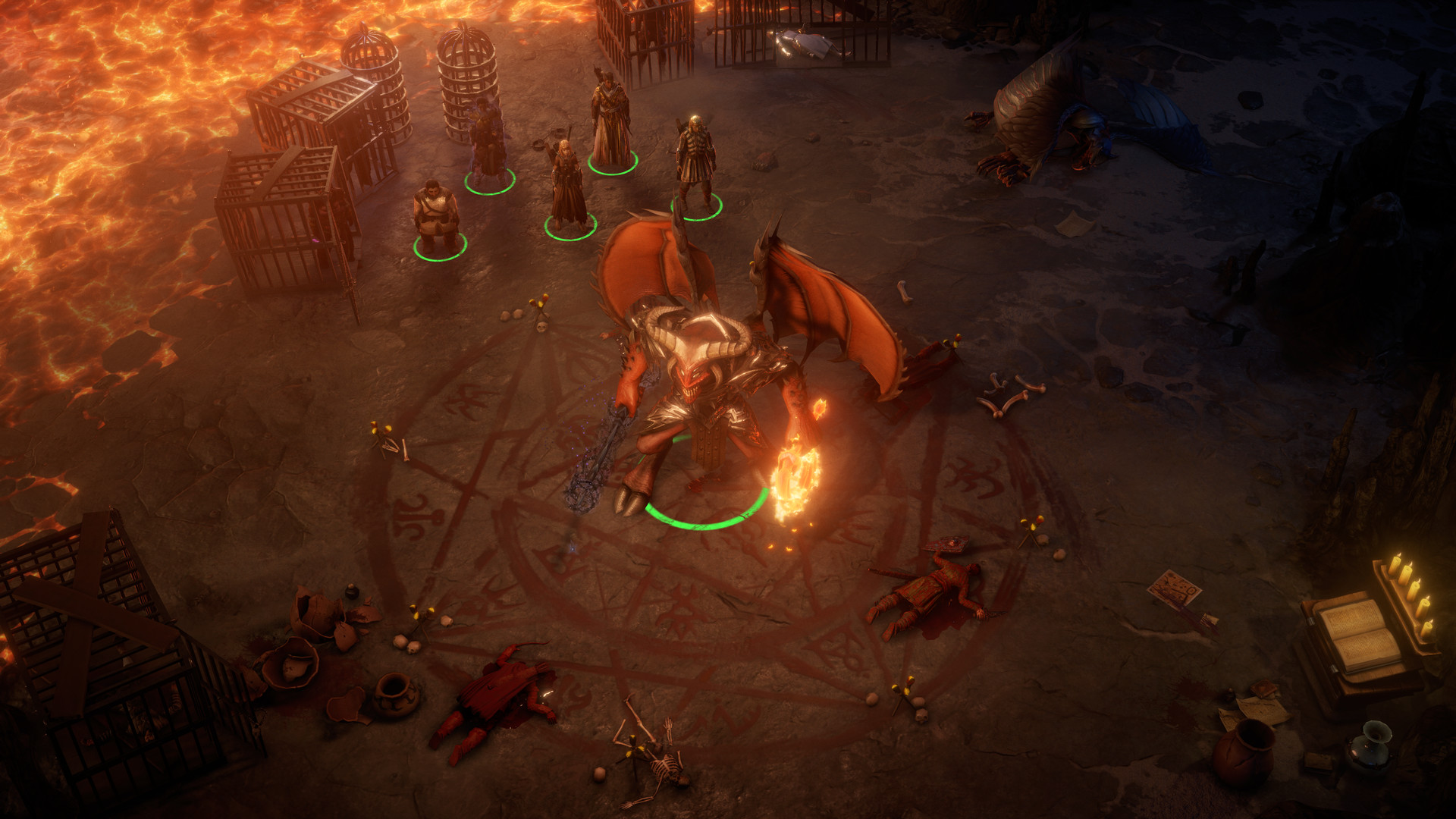 D&D descendant Pathfinder: Wrath of the Righteous is the biggest RPG on Steam