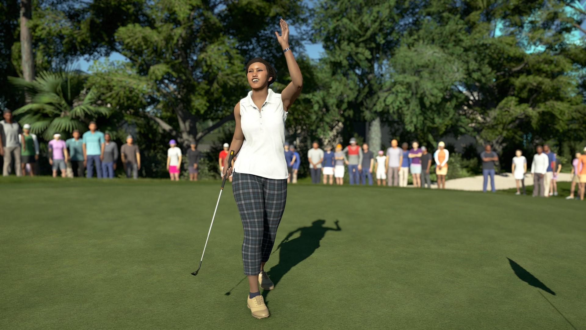 PGA Tour 2K21 headlines September's Humble Choice bundle