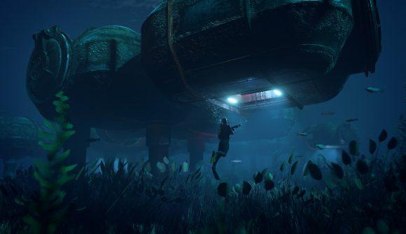 An underwater lab in Rust