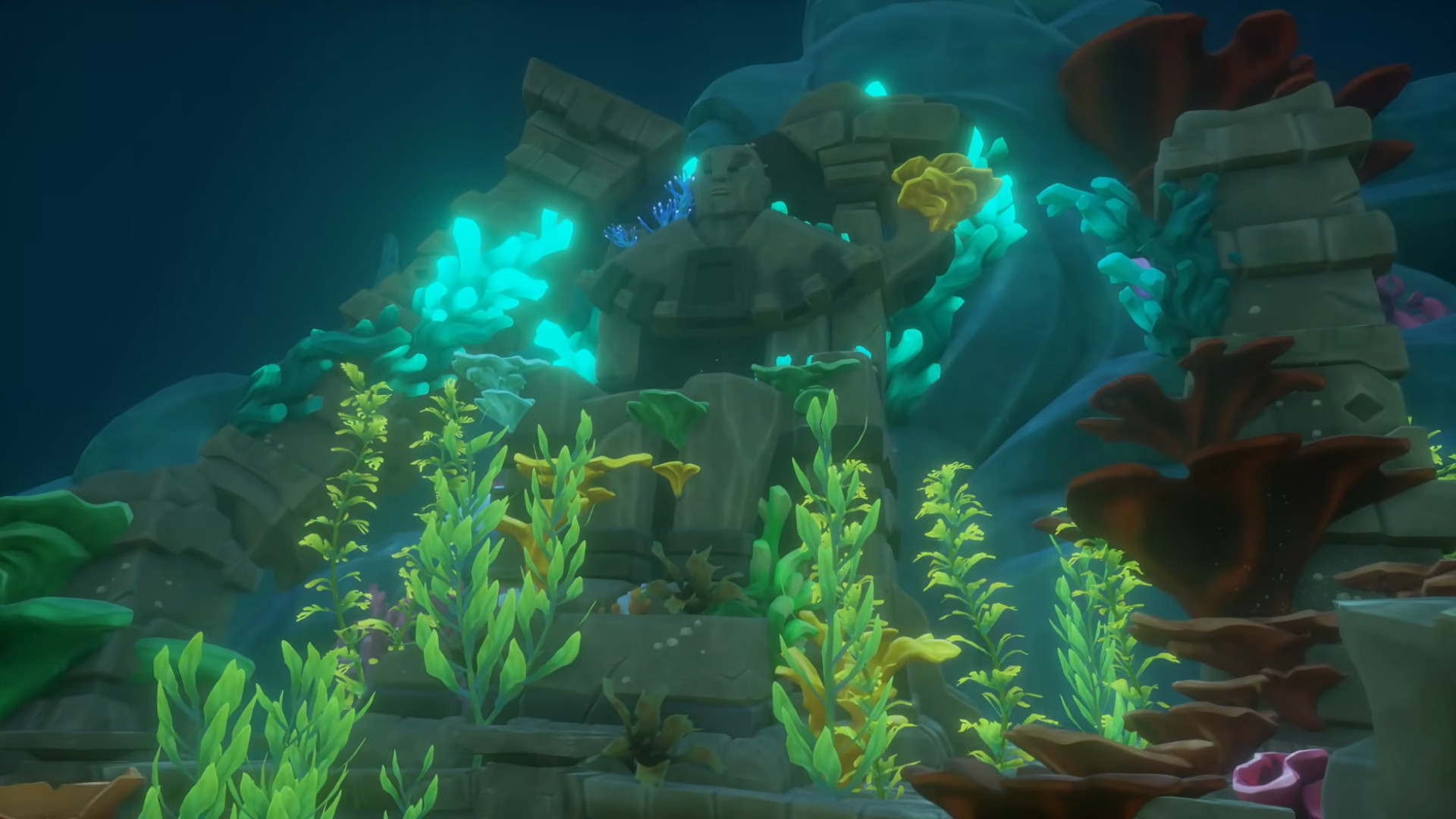 Sea of Thieves: Season 4 brings new underwater locations this month