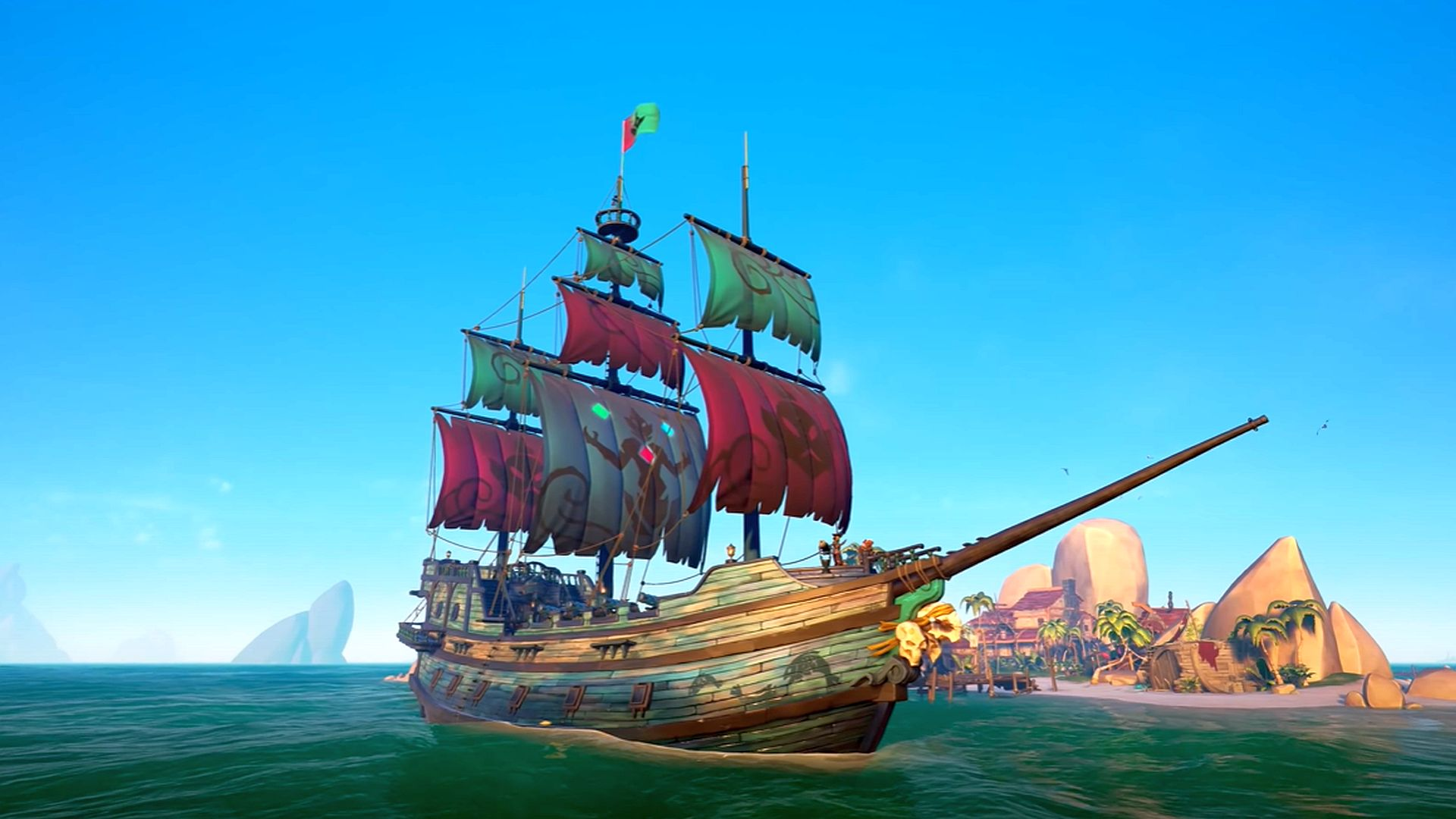Sea of Thieves Season 4 release time – Rare details downtime