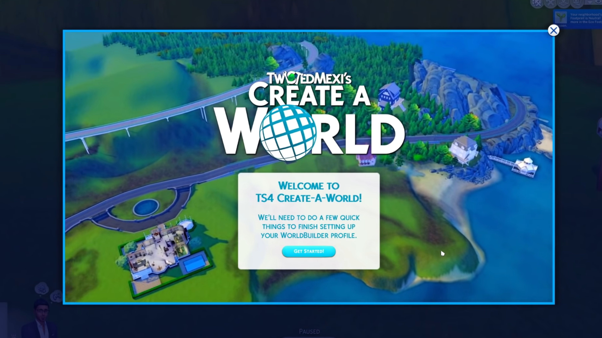 Sims 4 is finally getting a create a world tool – thanks to a modder