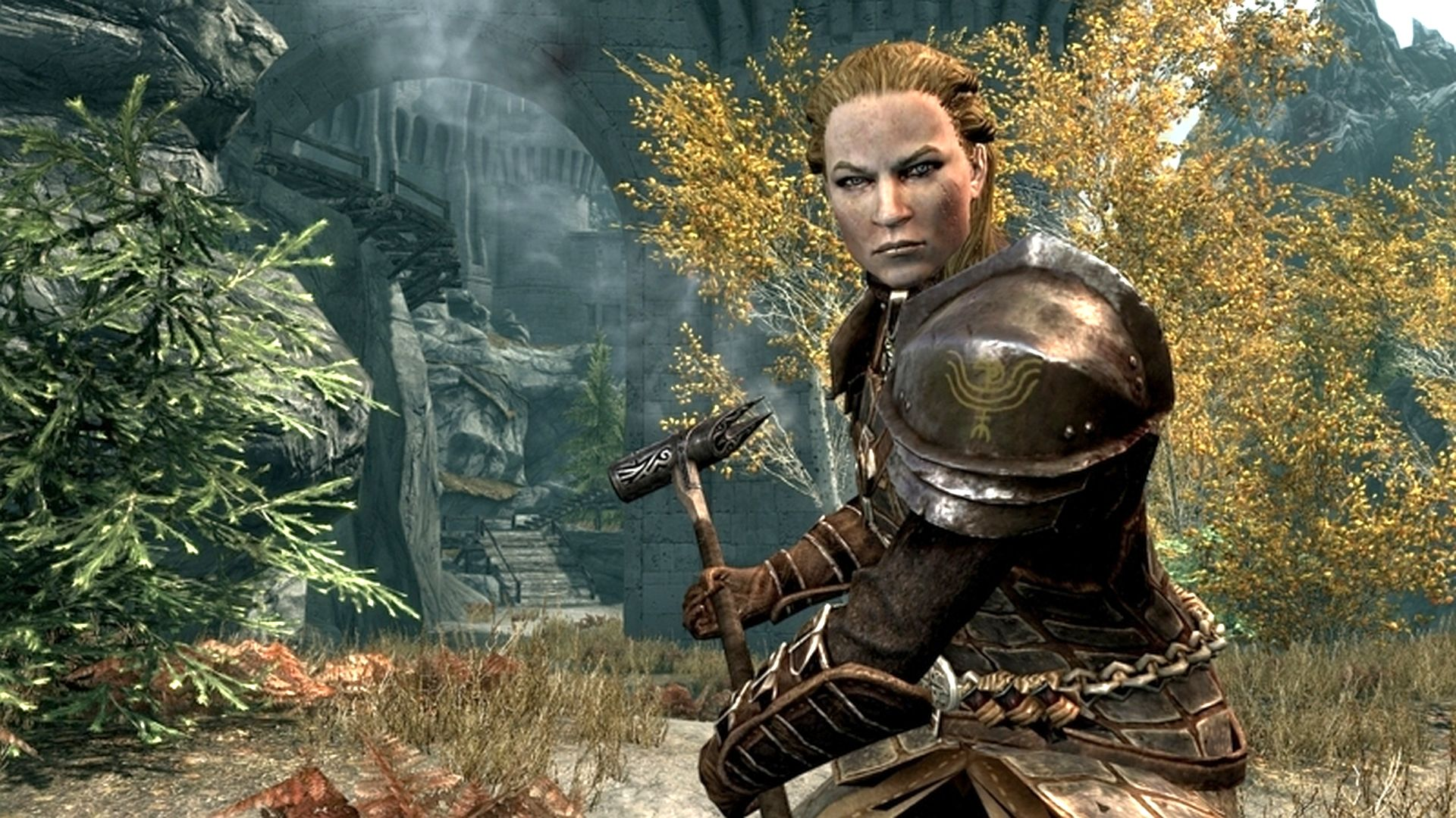 This extensive Skyrim mod lets you build a band of deeply customisable followers