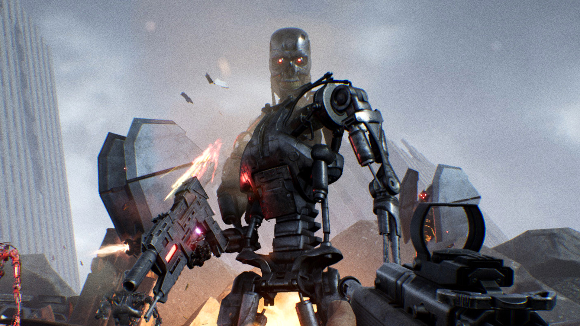 Terminator Resistance is getting more story DLC, apparently