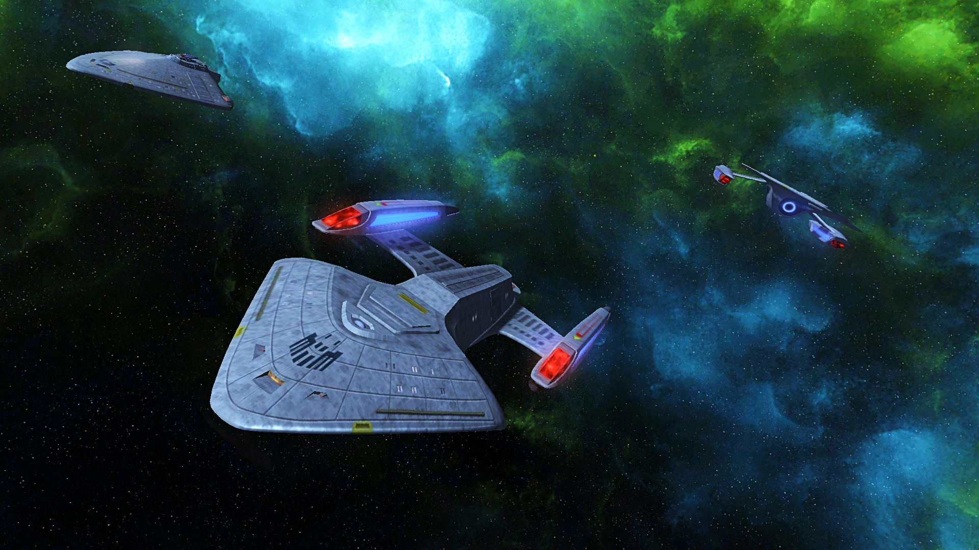This massive Star Trek mod for Sins of a Solar Empire: Rebellion is now complete