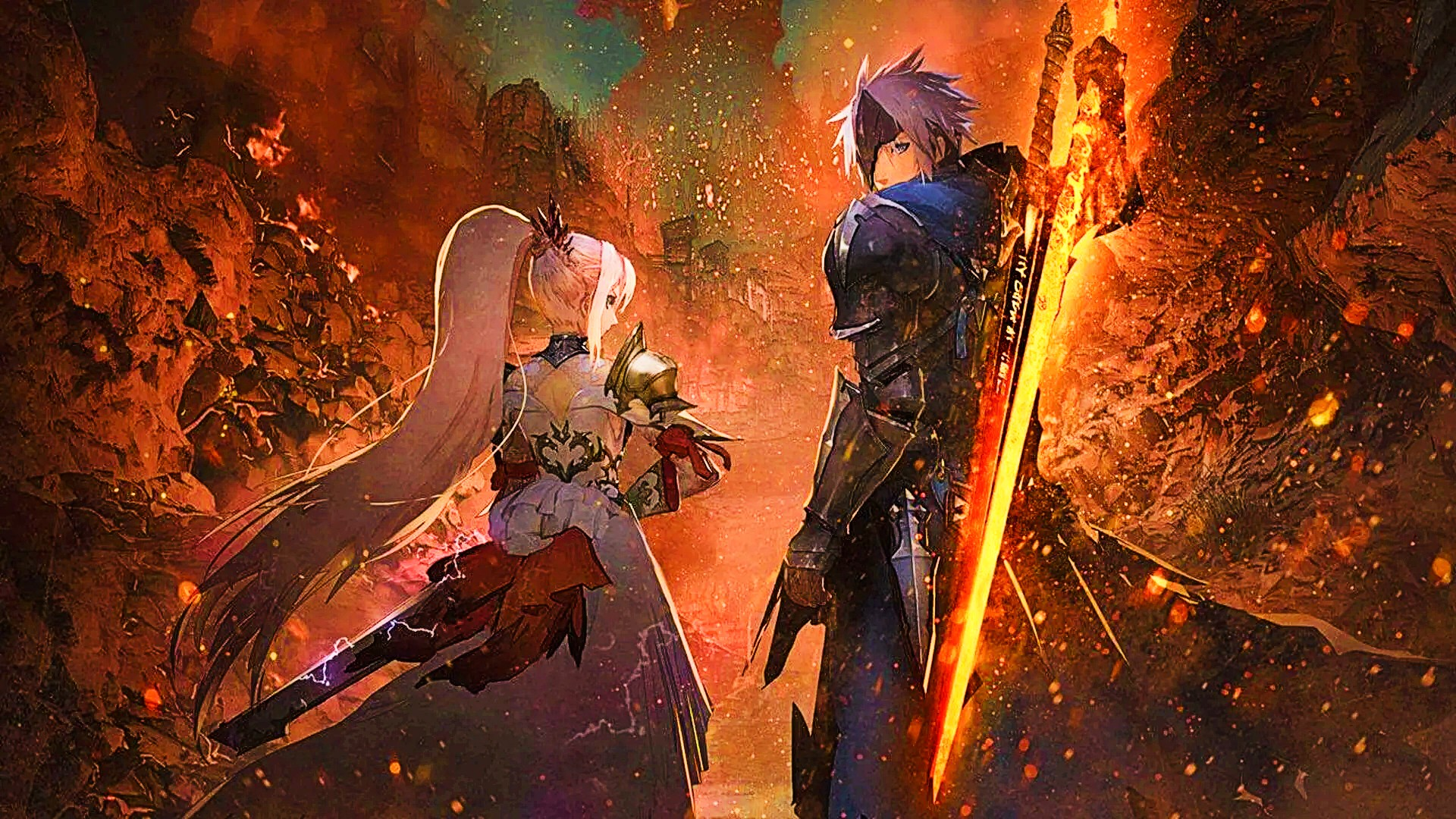 Tales of Arise review – a glorious JRPG anime romp