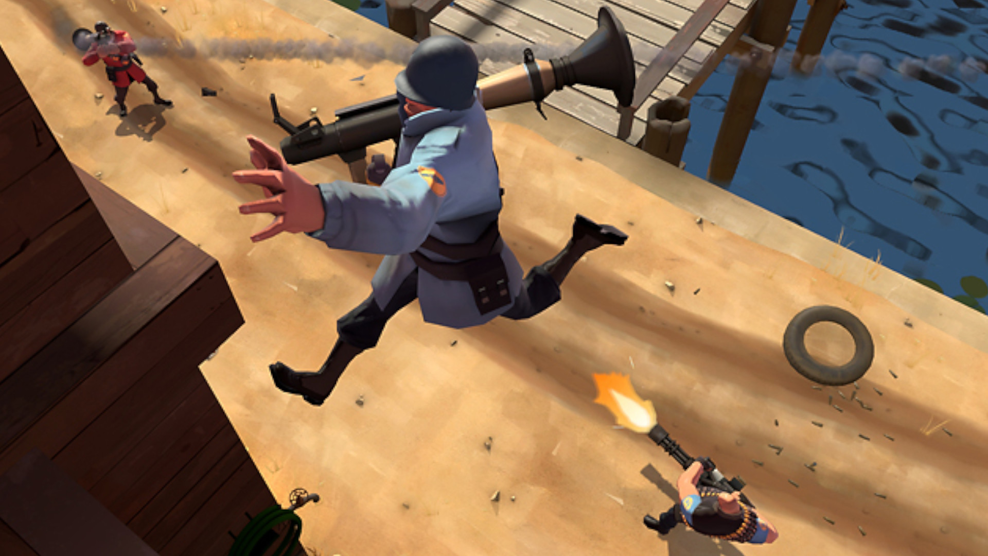 """Two major Team Fortress 2 mods are temporarily down """"due to an arrangement with Valve"""""""