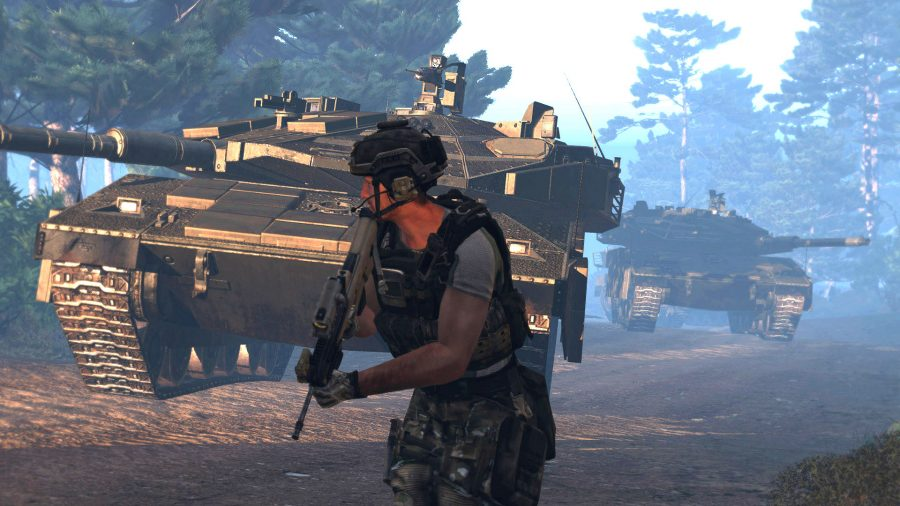 The best war games on pc 2021