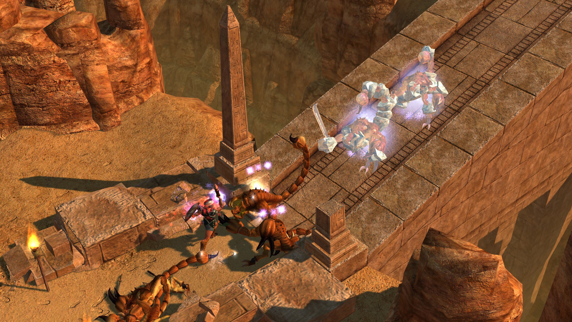 One of the best Diablo-likes and a cult classic strategy game are free on Steam