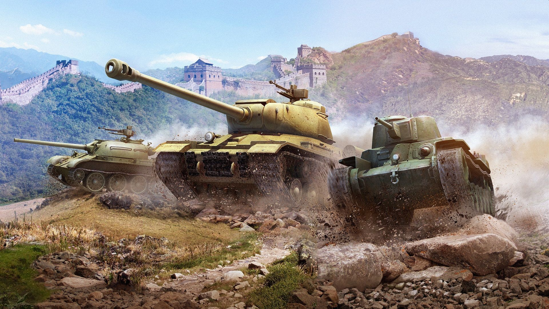 Why millions of people still play World of Tanks