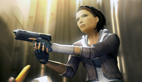 Half-Life Alyx might yet be both playable and fun for non-VR users.