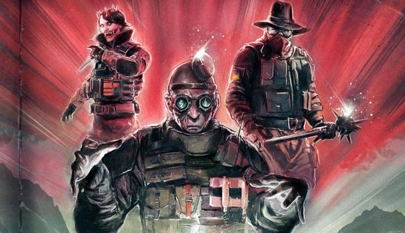 Doktor's Curse 2021 is a revamp of the Siege Halloween event