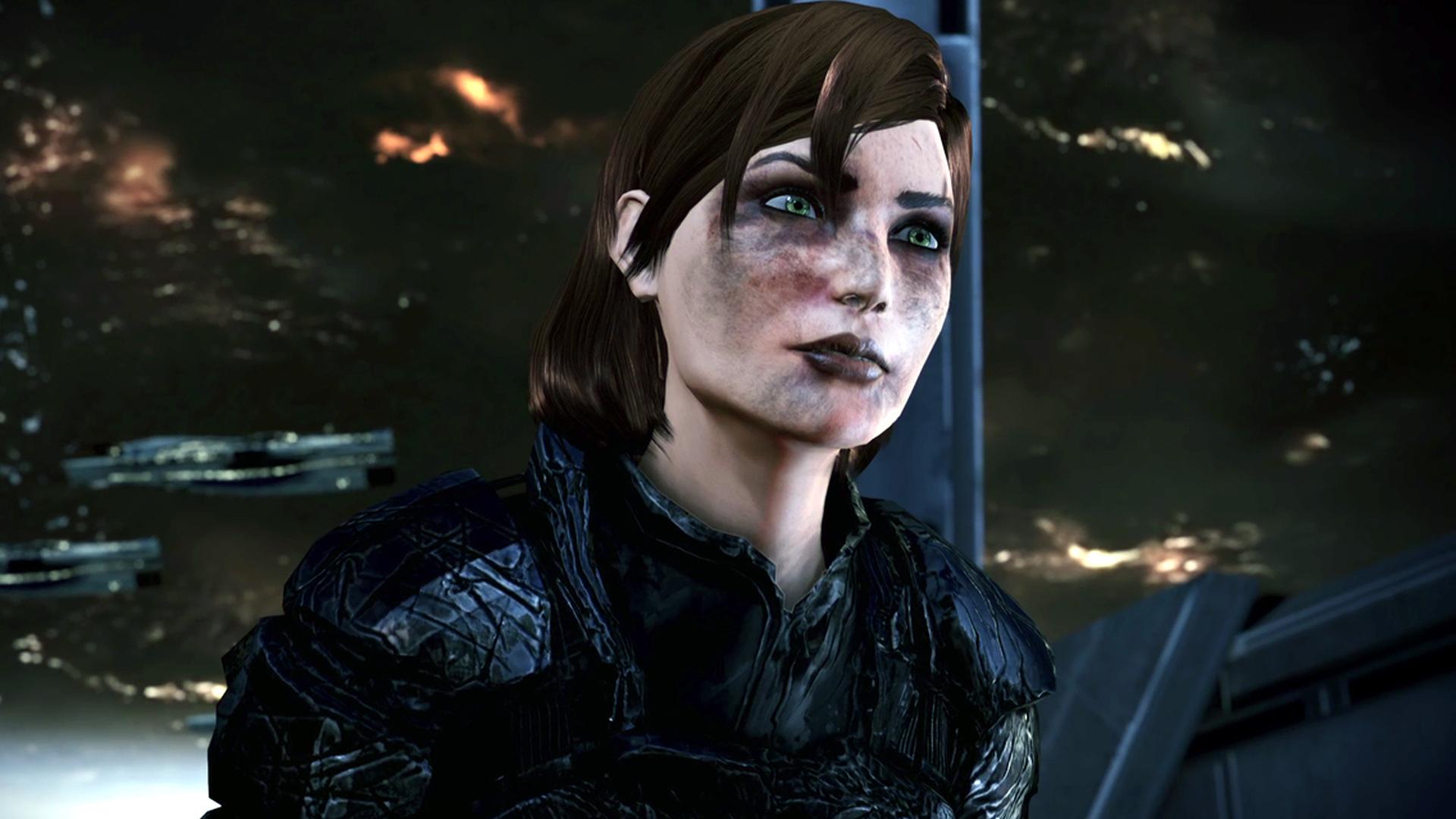 Mass Effect 3's original ending had a Reaper Queen rather than the Catalyst