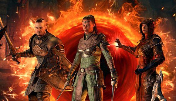 The Elder Scrolls Online goes to the Deadlands in November