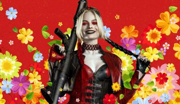 Harley Quinn in The Suicide Squad, as inspired by Injustice 2