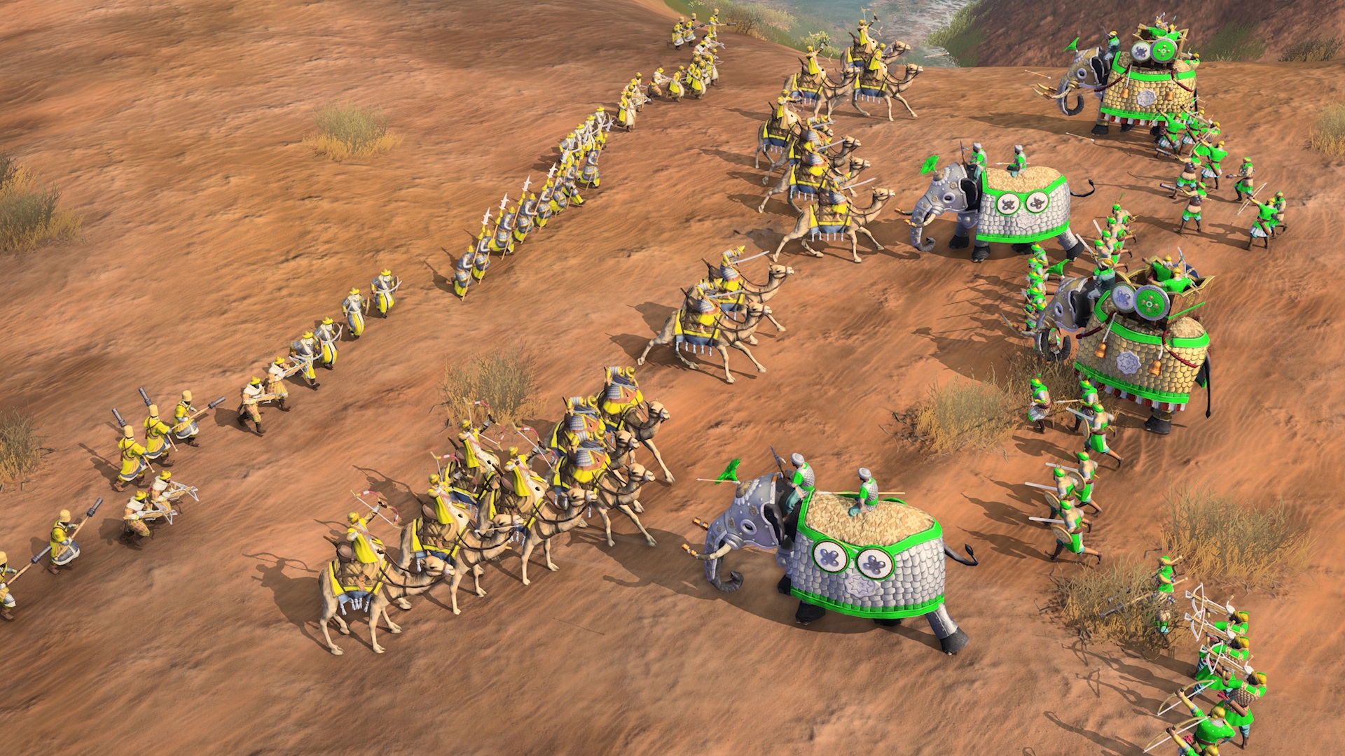 Age of Empires 4 Delhi Sultanate civilisation guide