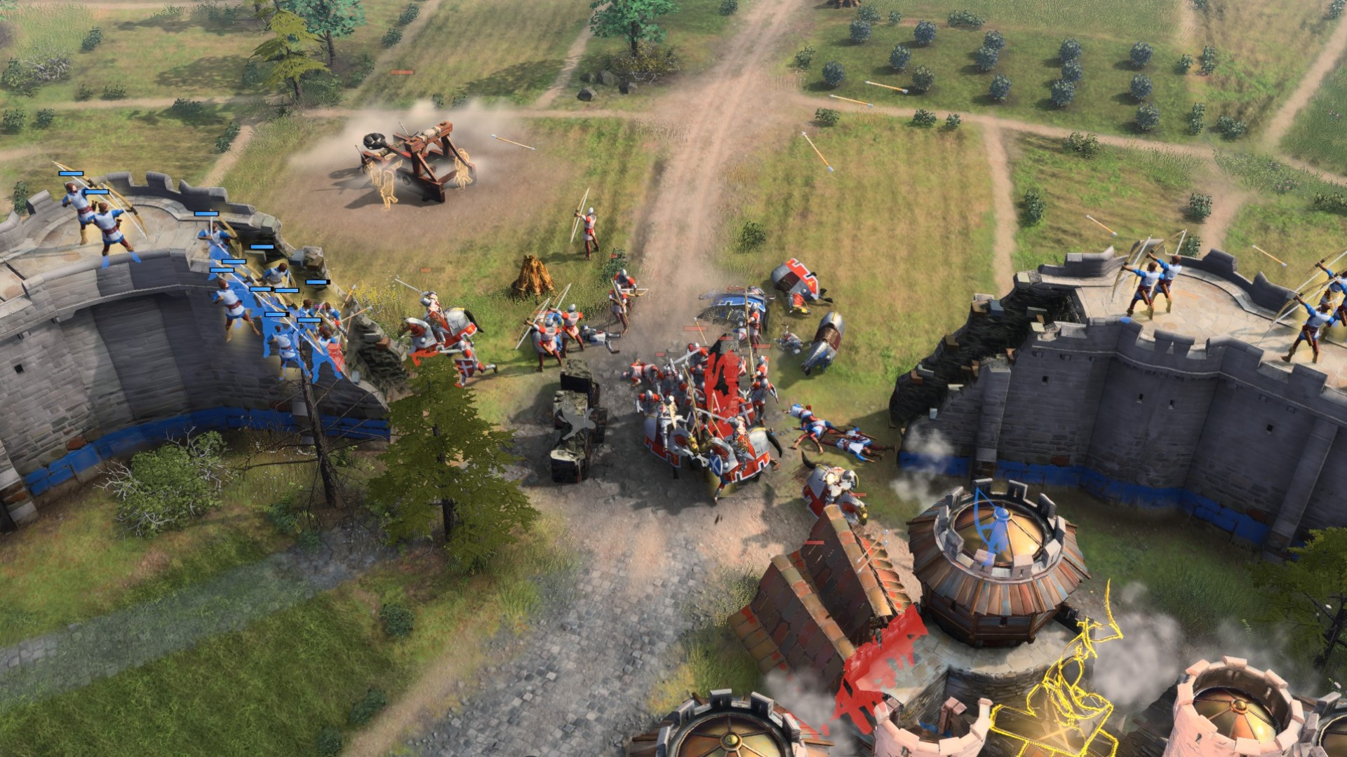 Age of Empires 4 releases tomorrow, so here are some fun facts about the RTS series