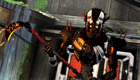 Revenant appears as a werebeast in his new Apex Legends skin