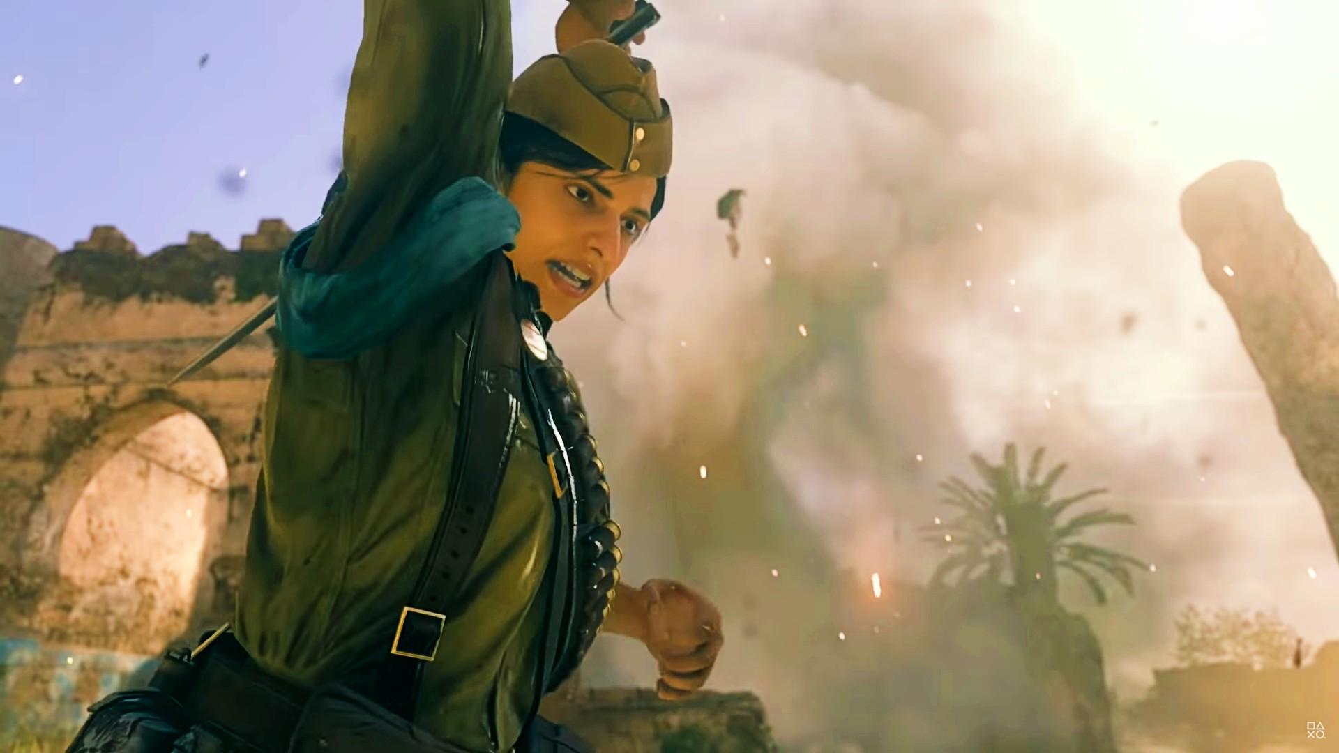 Call of Duty: Vanguard devs reveal four operator bios