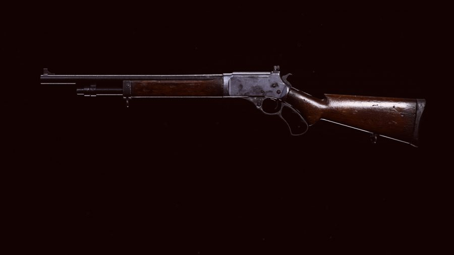 The stock .410 Ironhide shotgun in Call of Duty Warzone's preview menu