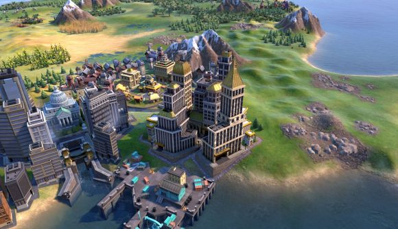 A new Civilization 6 mod that adds three National Wonders to the 4X game