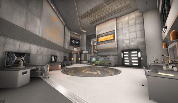 CS:GO fan map Orion for classic bomb defusal Wingman mode