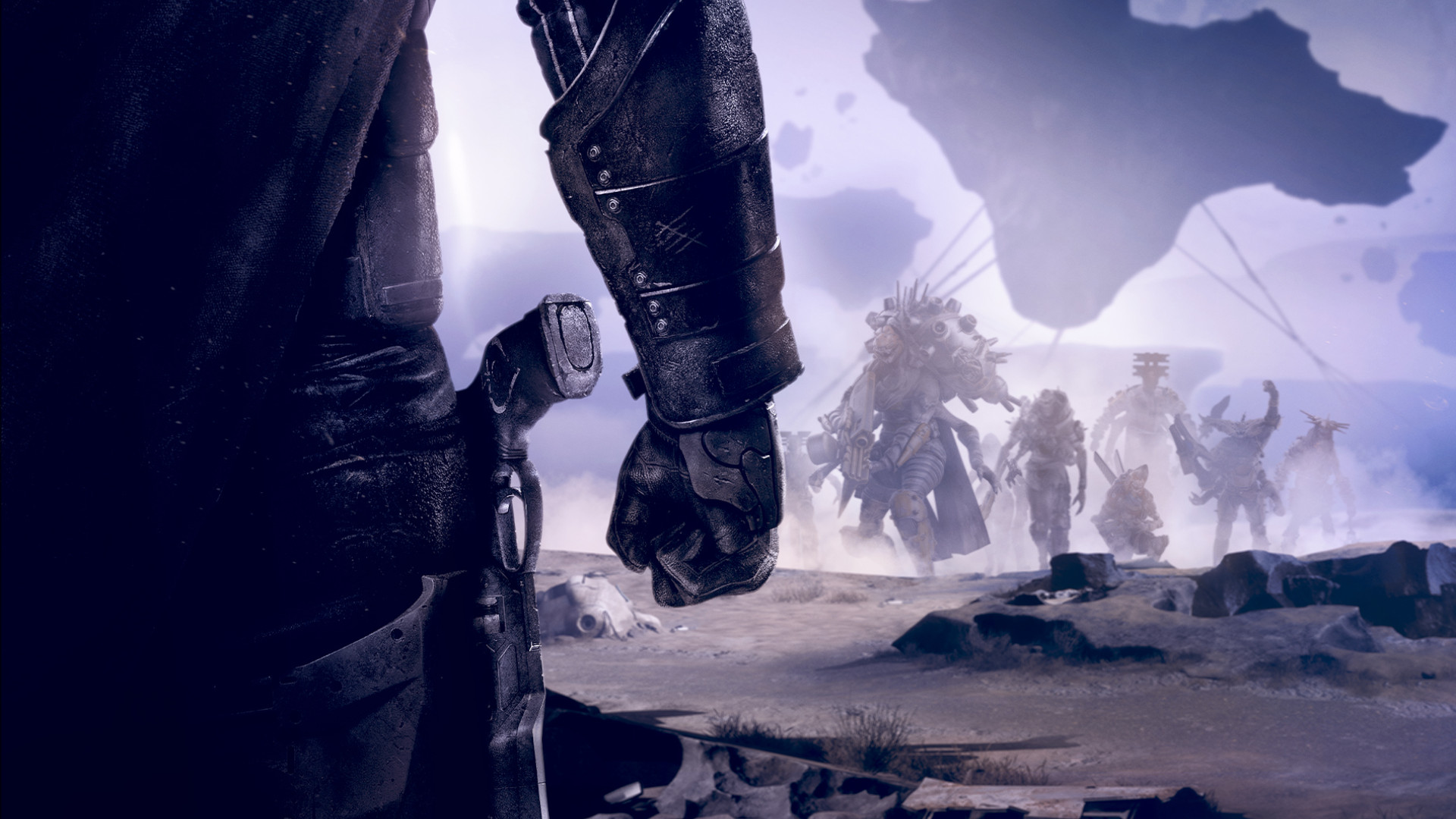 Destiny 2's Forsaken campaign goes free in December before getting removed entirely