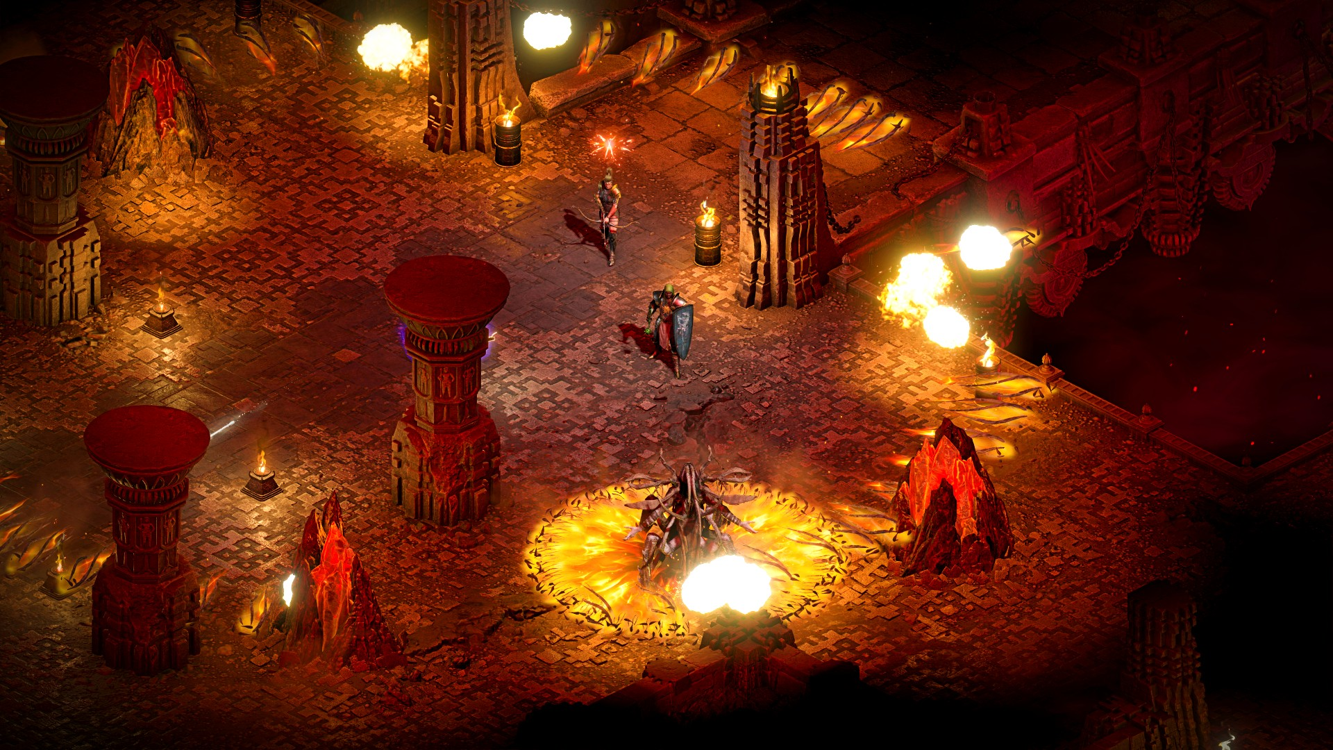 Diablo 2: Resurrected patch targets character deletion and game crashes