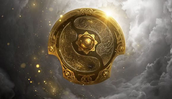 Dota 2's Aegis of Champions - the trophy of The International