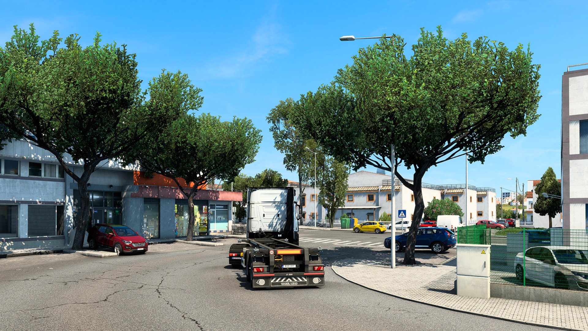 Euro Truck Simulator 2 and ATS are getting revamped force feedback