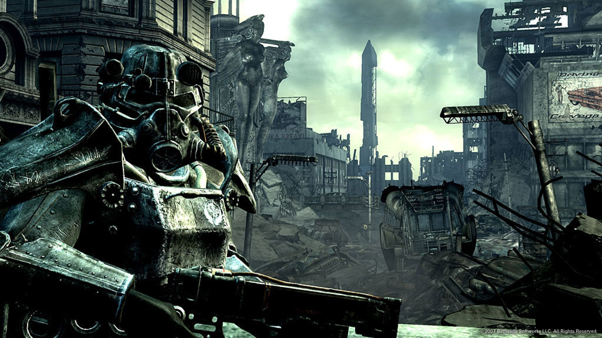 Fallout 3 finally ditches Games For Windows Live after 13 years
