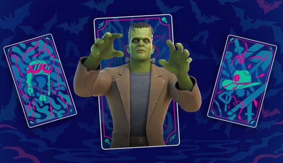 Frankenstein's Monster from Fortnite's Halloween event Fortnitemares