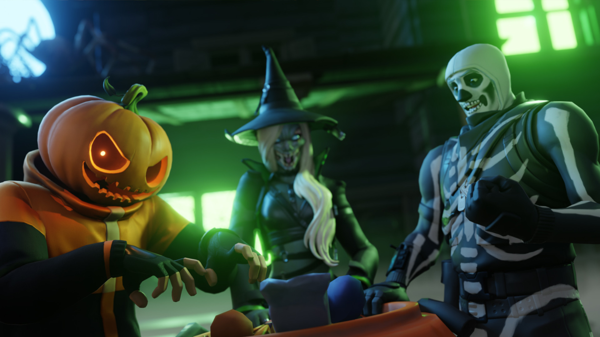 Epic's reportedly thinking about a Fortnite movie as part of an entertainment division