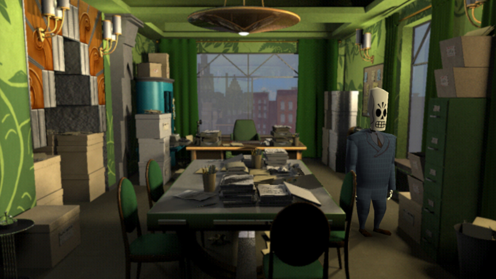 ScummVM gets support for Grim Fandango and Longest Journey in its anniversary update
