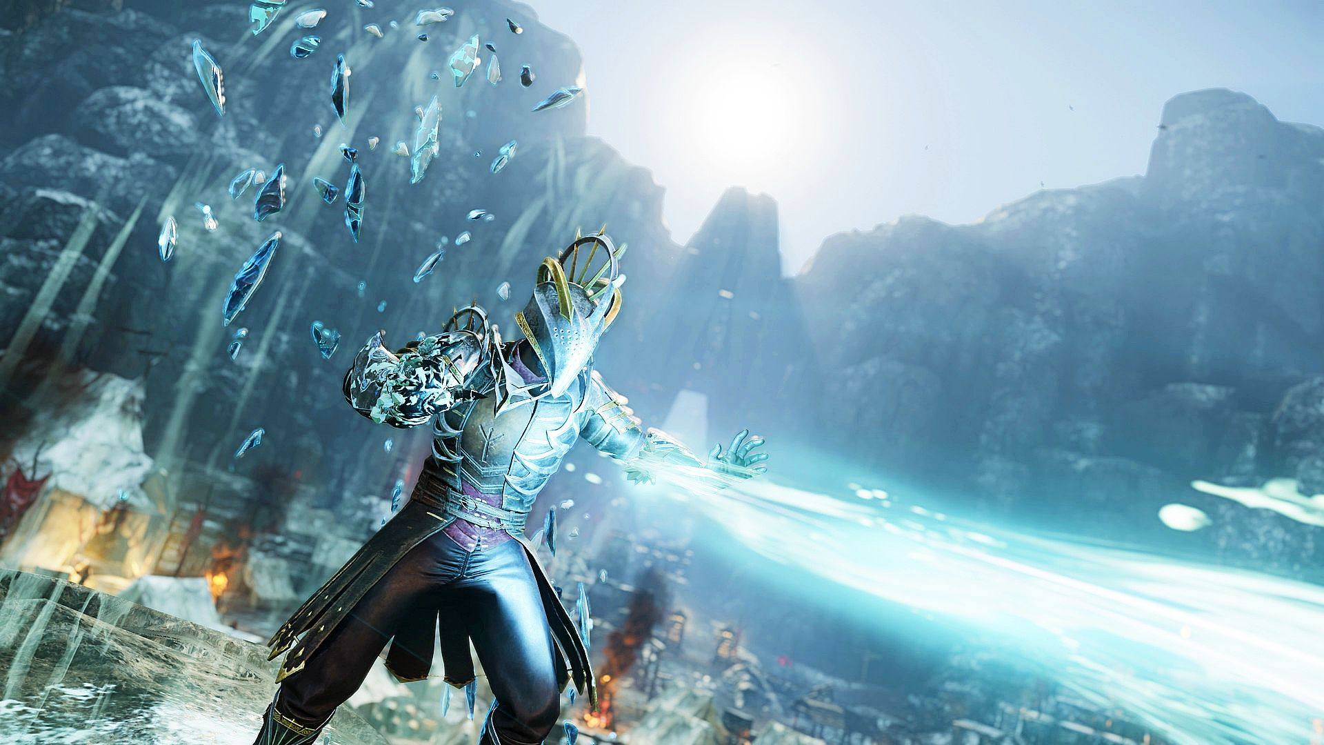 New World review in progress – a flawed, but promising MMO