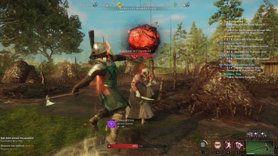 Combat in our New World review