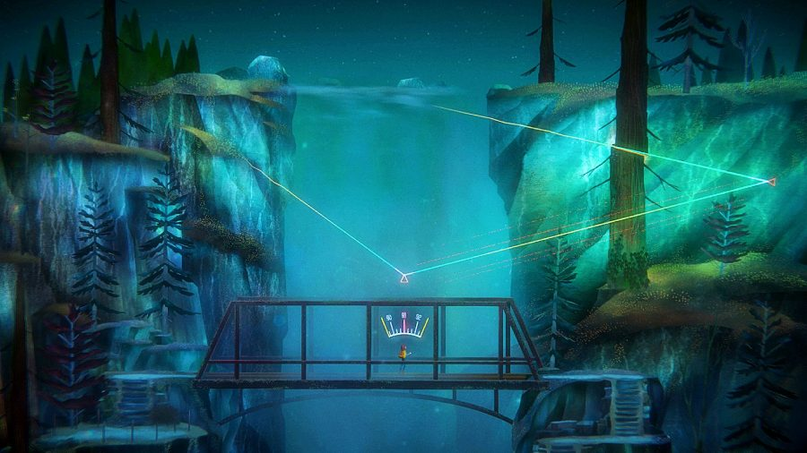 Opening a portal in Oxenfree II: Lost Signals