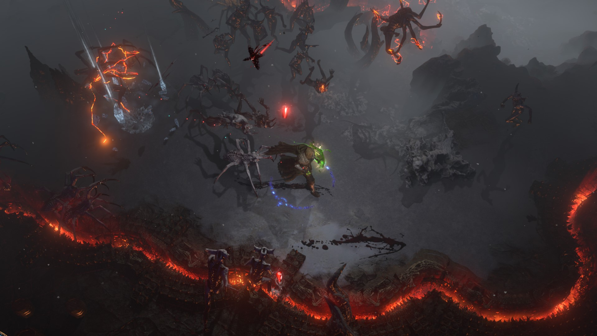 Path of Exile's Scourge expansion sends you to a demonic, alternate Wraeclast