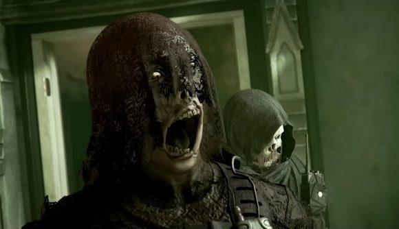 Undead versions of Rainbow Six Siege operators moan like zombies in Doktor's Curse.
